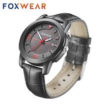 FOXWEAR Sport Waterproof 3ATM IP67 Quart Watch Bluetooth Smart Watch Health Clock Fitness Tracker font b