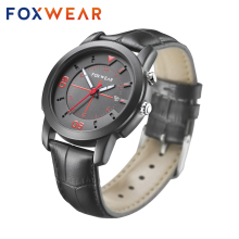 FOXWEAR Sport Waterproof 3ATM IP67 Quart Watch Bluetooth Smart Watch Health Clock Fitness Tracker Smartwatch for iPhone Android