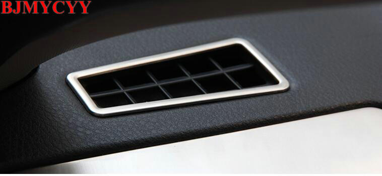 BJMYCYY Car styling the air outlet on the instrument panel of a car - Car Interior Accessories - Photo 1