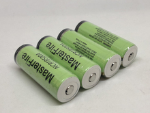 MasterFire 4pcs/lot Original 3.6V NCR18500A 18500 2000mah Li-Ion Battery Rechargeable Protected Batteries with PCB For Panasonic