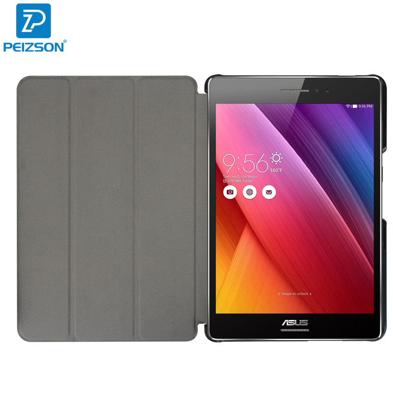 For ASUS Zenpad 3 8.0 Z581KL Case Cover,Flip Leather Tablet Cover for Asus Zenpad Z8 ZT581KL Case with Auto Wake UP function+Pen 3d photo wallpaper custom room mural non woven sticker retro style bookcase bookshelf painting sofa tv background wall wallpaper