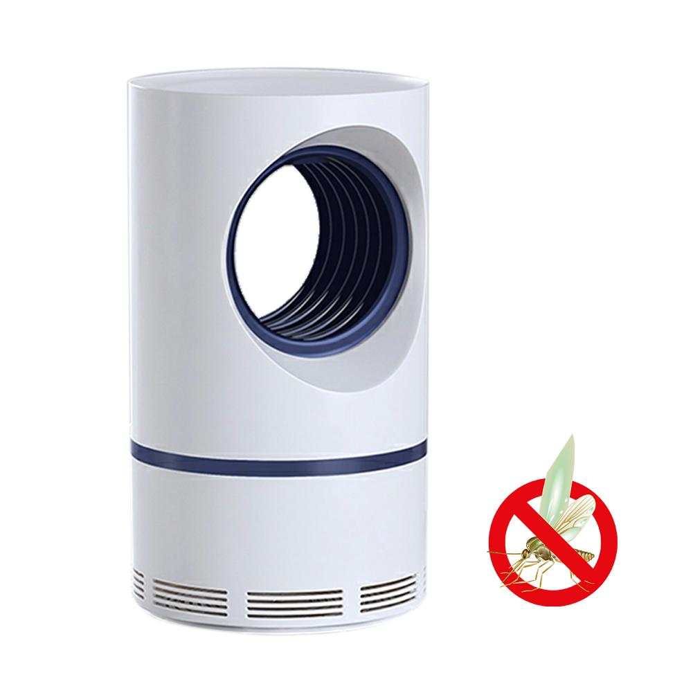 Low voltage Ultraviolet Light Mosquito Killer Lamp Safe Energy Power Saving Efficient Surrounding Type Photocatalytic Light in Repellents from Home Garden