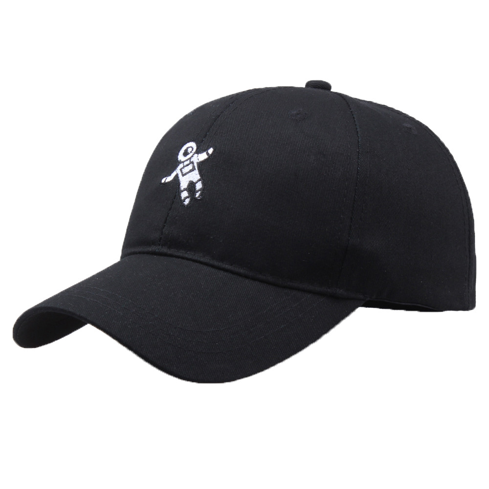 Hat Cotton Women Men Adjustable   cap   Unisex Astronaut Emberoidery   Baseball     caps   Travel   Baseball     Cap   men Sport adjustable hats