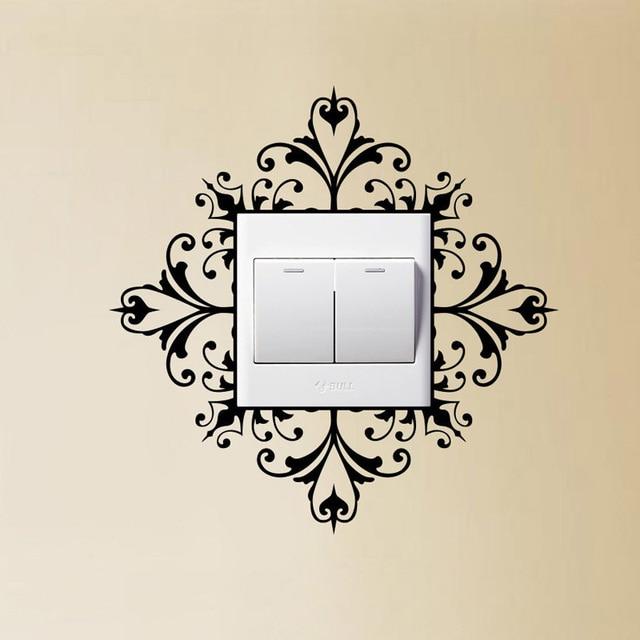Light Switch Wall Art Decal Stickers Modern Home ...