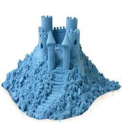 Color clay plasticine Color Sand Kinetic Sand Magic Montessory Kids Education Slime fluffy Toys Children Creativity 1 kg