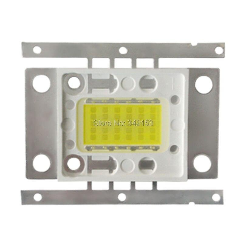 все цены на  30W White/Cool White/Warm White Red Yellow Green Blue High Power LED Light Lamp For DIY Home/Acquarium/ Fish Tank/ Plant Grow  в интернете
