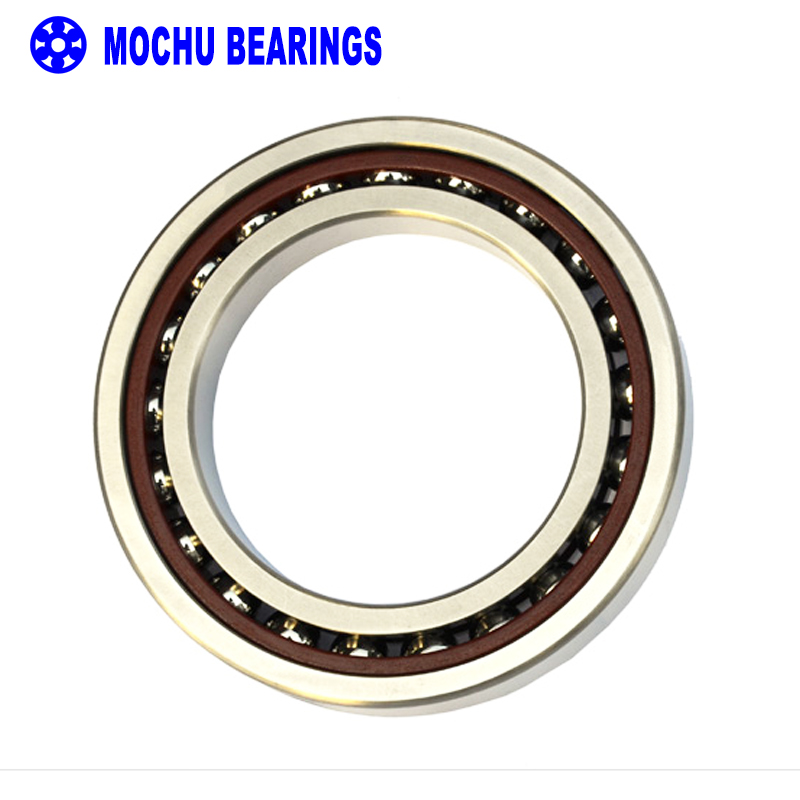 1pcs 71808 71808CD P4 7808 40X52X7 MOCHU Thin-walled Miniature Angular Contact Bearings Speed Spindle Bearings CNC ABEC-7 1pcs 71932 71932cd p4 7932 160x220x28 mochu thin walled miniature angular contact bearings speed spindle bearings cnc abec 7
