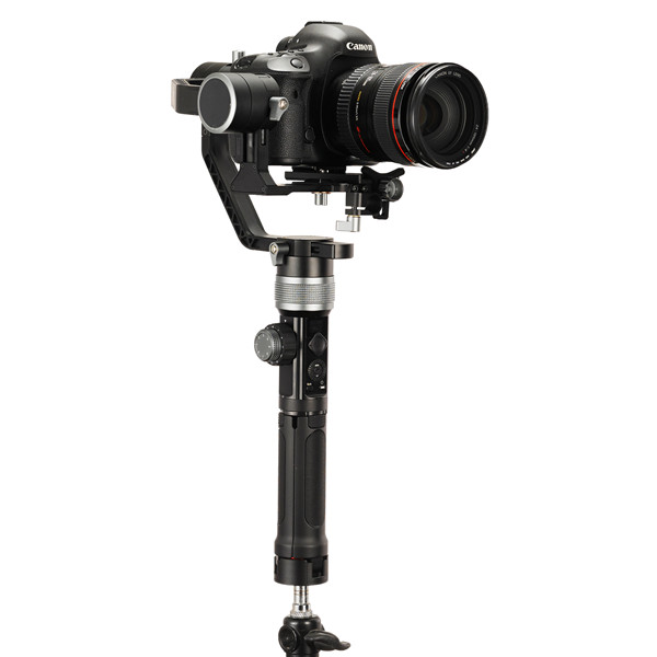 цена на AFI D3 SLR camera Handheld Stabilizer 3-axis Gyroscope Camera Electric Anti-shake Gimbal