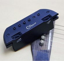 Skysonic Preamp System T-903 Pickup Excellent Bass and Mid-range Response suitable for solo guitar pick holder