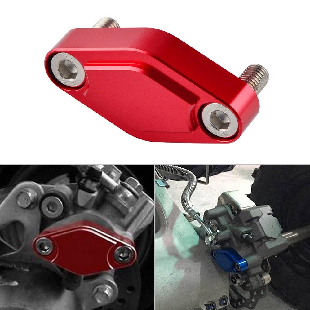 NICECNC ATV Parking Brake Block Off Plate For Honda ATC110 125 185 200 250 TRX200 TRX250 TRX300 TRX400EX TRX450R TRX700XX TRX90