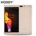 XGODY Y13 6.0 inch 3G Smartphone MTK6580M Quad Core 1GB RAM 16GB ROM Mobile Cell Phone Dual SIM 8.0MP WiFi GPS Unlocked