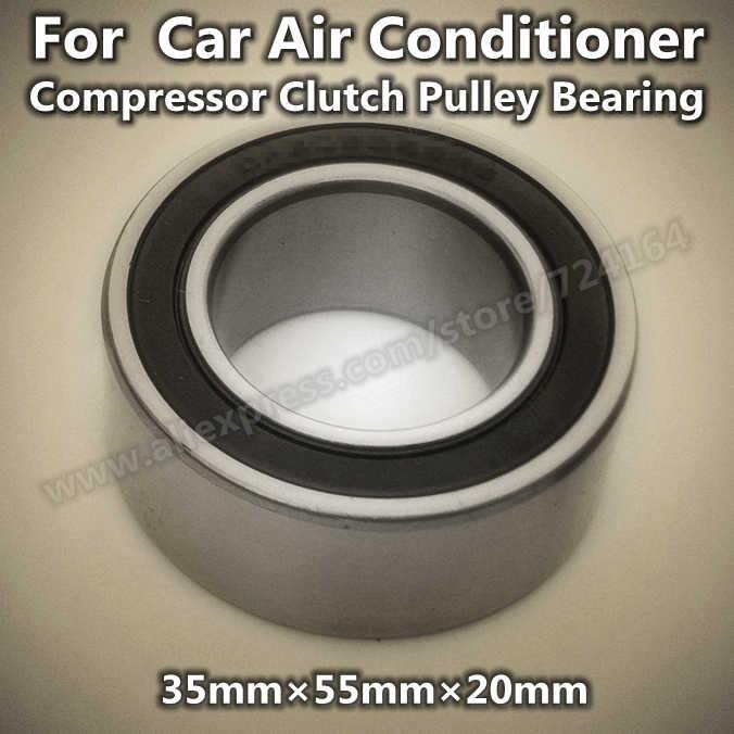 35*55*20mm Air Conditioner A/C Compressor Clutch Pulley Bearing 35BD5520  35BG05S10G DAC35550020 35BD219DUK/DUR/V/T12 DAC3555RD3H
