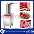 400kg/time stainless steel Rapid Sausage filler machine Hydraulic Automatic Quick Enema Machine for sale