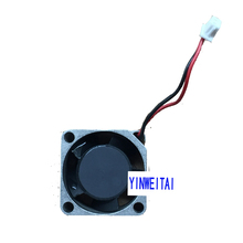 5pcs Used fan for 2CM 2010 20x20x10mm 5V metal mini cooling GM0501AFV2-8