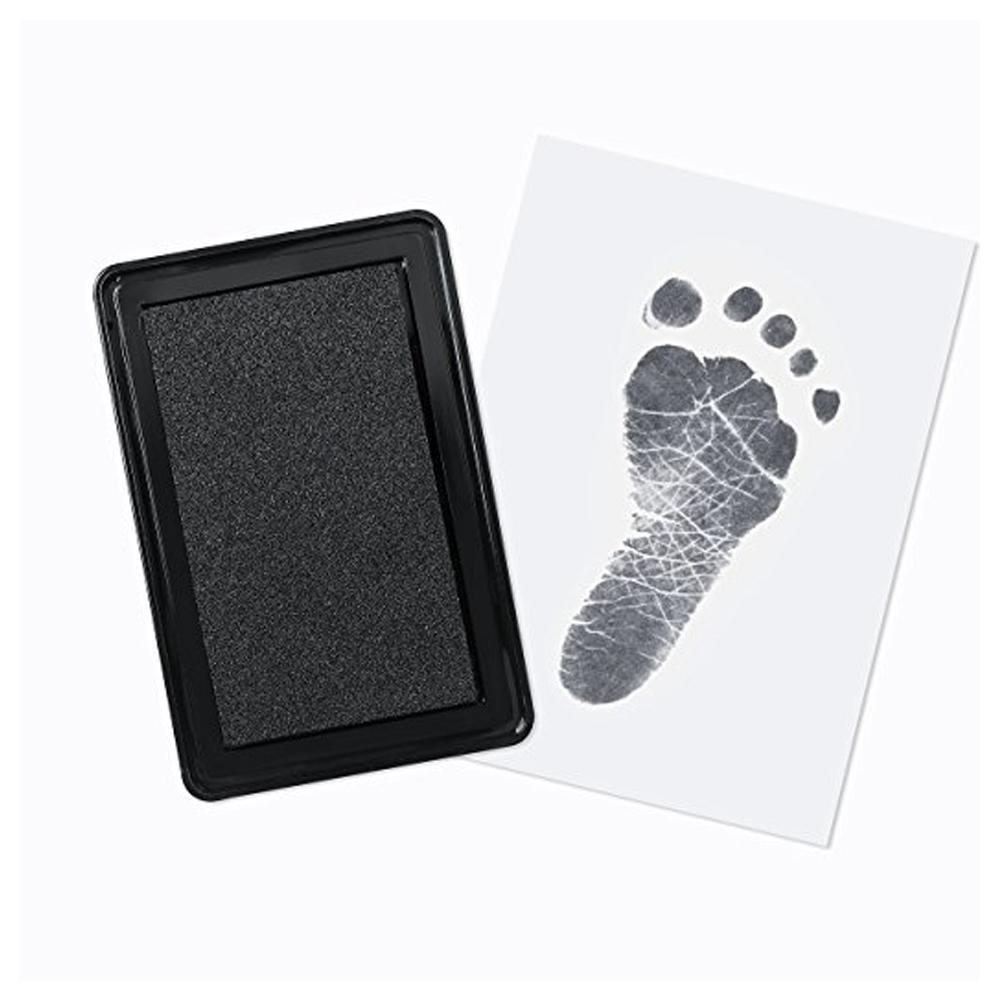Baby Hand Foot Ink Hand Foot Print Handprint Oil Souvenir Child Newborn Hundred Days Gift Safe Ink Pad