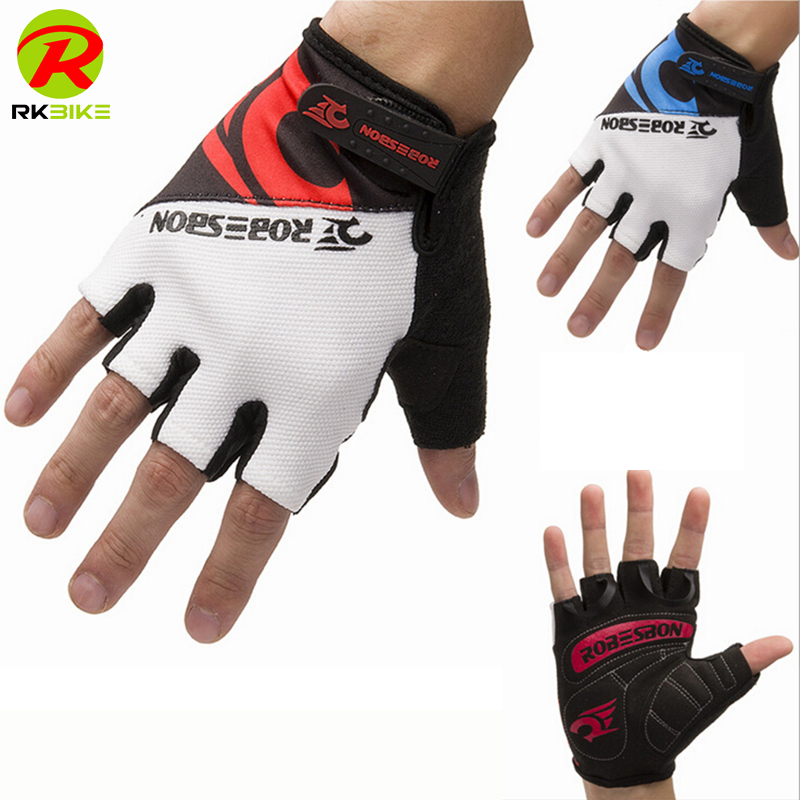 Wholesale Half Finger cycling font b Gloves b font Racing Silicone Gel Motorcycle bike font b