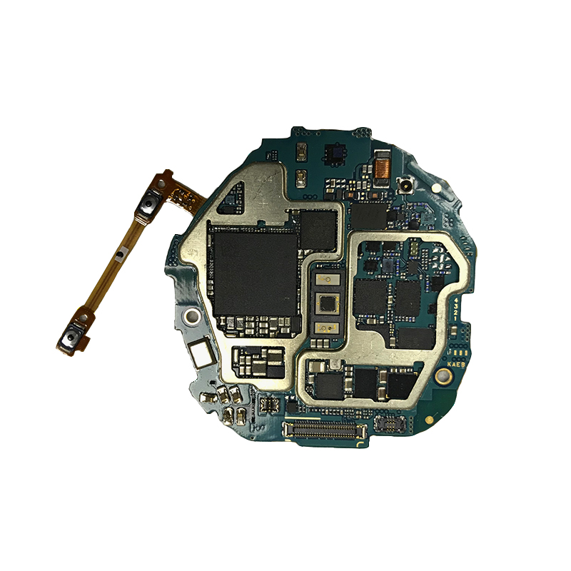 ZUCZUG Mainboard No Virtual Card For SM S3 Frontier R760 Main Board With Virtual Card For Samsung Galaxy Gear S3 Frontier R765-in Mobile Phone Flex Cables from Cellphones & Telecommunications