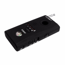 1 PCS Full Range Wireless Signal Detector Anti Spy Camera WIFI GSM RF Terminal device Finder CC308+ Hidden peephole in Hotel