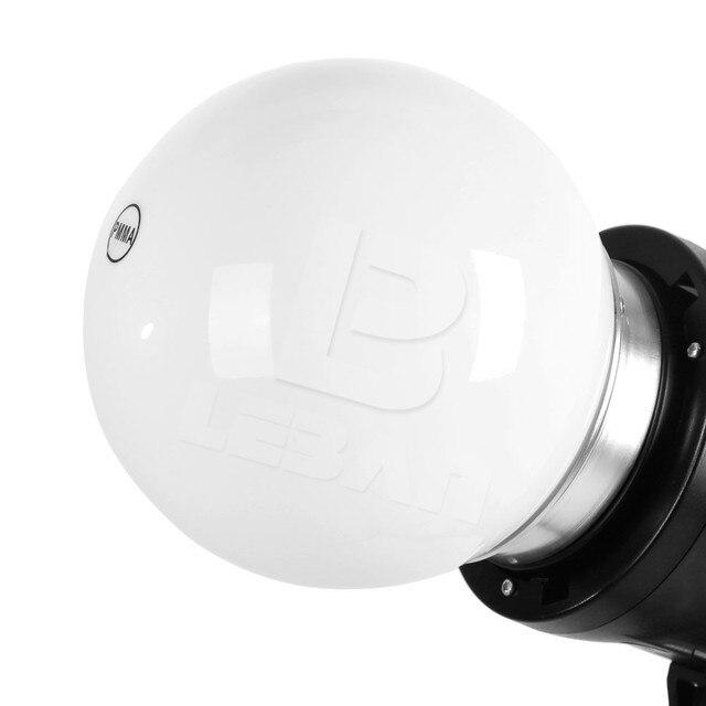 15cm Universal Photography Bowens Mount Diffuser Soft Ball Dome Softbox Studio Flash Photographic Photo Studio Accessories