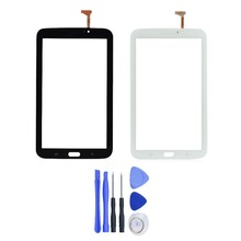 For Samsung Galaxy Tab 3 7.0 T210 Touch Screen Digitizer Glass Panel Sensor WiFi Version+Free Tools, Free Shipping&Tracking No.