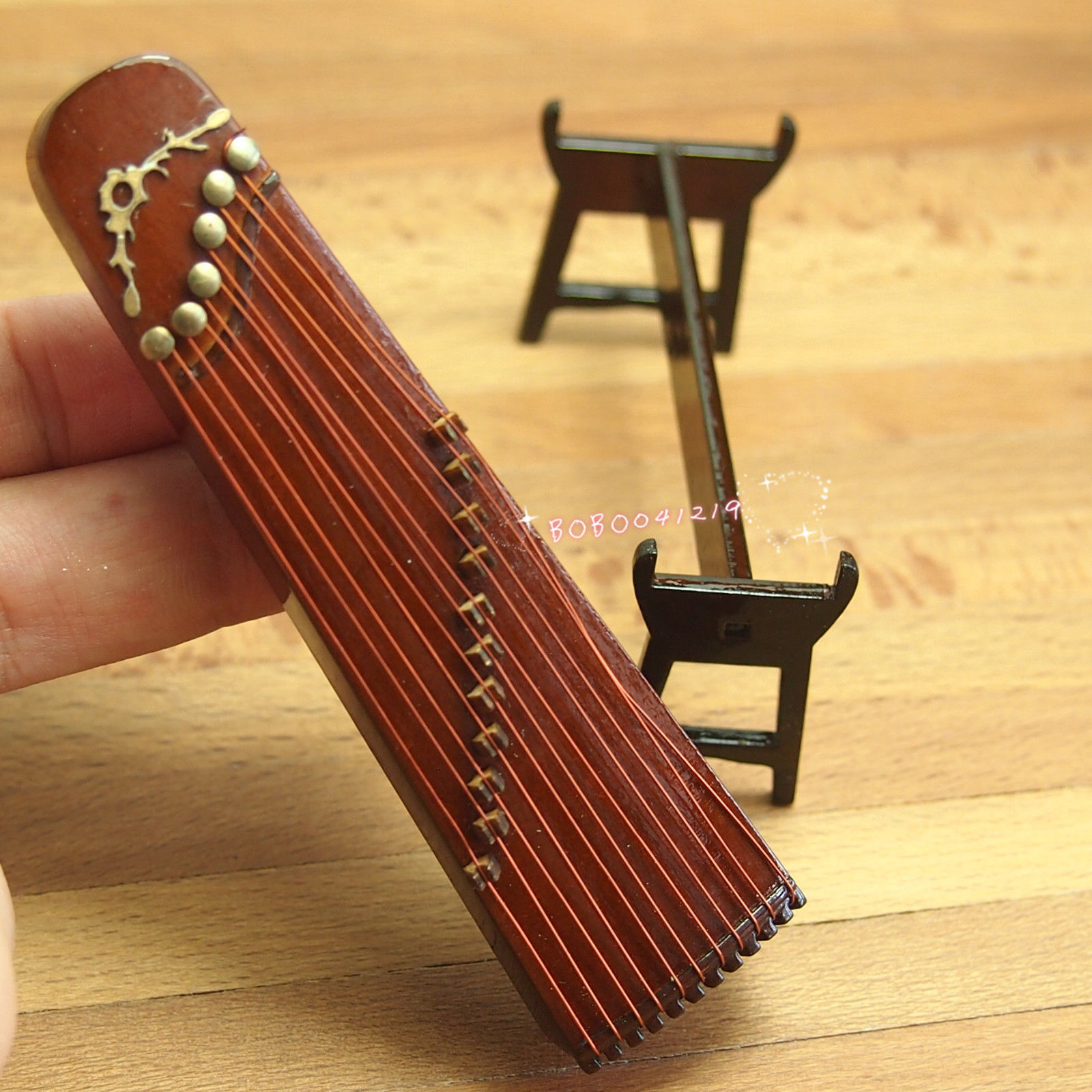 Dollhouse Miniature  Harmonica