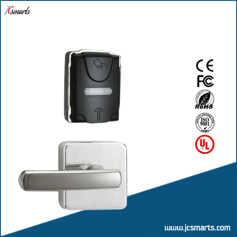 RFID electronic Hotel lock digital door lock system hotel lock system rfid t5577 hotel lock gold silver zinc alloy forging material sn ca 8037