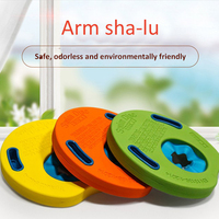 Children's Eva swimming foam arm loop beginners are equipped with 6 sleeve floating loops for a set of swimming loops