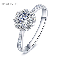 Diamond Rings For Women Fashion Accessories 2018 Jewelry 18 K Fine Jewelry Diamond Ring Womens Jewellery Wedding Ring