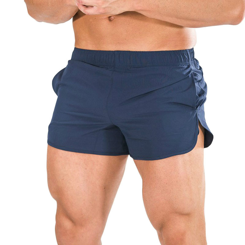 New Men Hot   shorts   Fitness Bodybuilding   Shorts   Mens Summer Casual   Short   Pants Male Jogger Workout Beach Bottoms