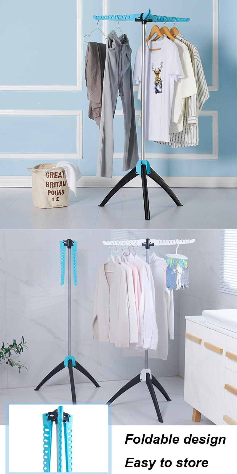 Untior Stainless Drying Rack Hanger