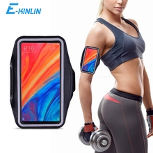 Sport Gym Running Workout Case Arm Band For XiaoMi Mi Mix 2S 10 9 8 SE Note Max 2 3 10 Pro 5X 6X A3 A1 A2 Lite Phone Bag Cover