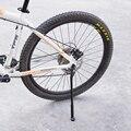 Карбоновый велосипед регулируемая подножка боковая подставка для 26/27. 5/29/700c стойка для велосипеда легкие стойки MTB дорожный велосипед quick ...