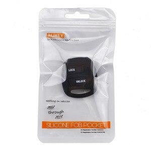 Image 5 - ซิลิโคน 2 ปุ่มรีโมทกุญแจรถยนต์Fob ShellสำหรับToyota Land Cruiser Rav4 Alphard Celica Pixisผู้ถือผิวprotector