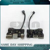 Original USB DC I/O Jack Audio Power Board 820-2861-A for Apple MacBook Air 13