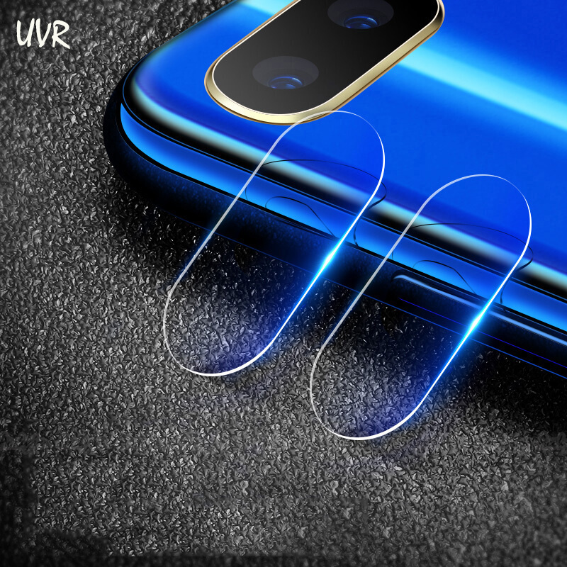 UVR For OPPO K1 Realme 2 Pro A3s Camera Lens Soft Tempered Glass Protector For OPPO F9 Pro F7 F5 A1 A3 A5 A7X Camera Lens Film