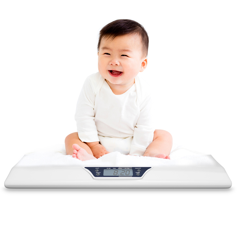 HD big screen home electronic baby scale mini multi-function pet weight scale smart baby electronic scale