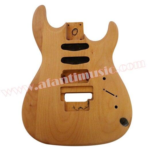 Afanti Music DIY guitar DIY Electric guitar body (ADK-085)Afanti Music DIY guitar DIY Electric guitar body (ADK-085)