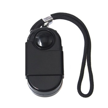 Camping Travel Portable Mini PIR Infrared Motion Sensor Detector Alarm 120dB Wireless Home Security Systems Anti-theft