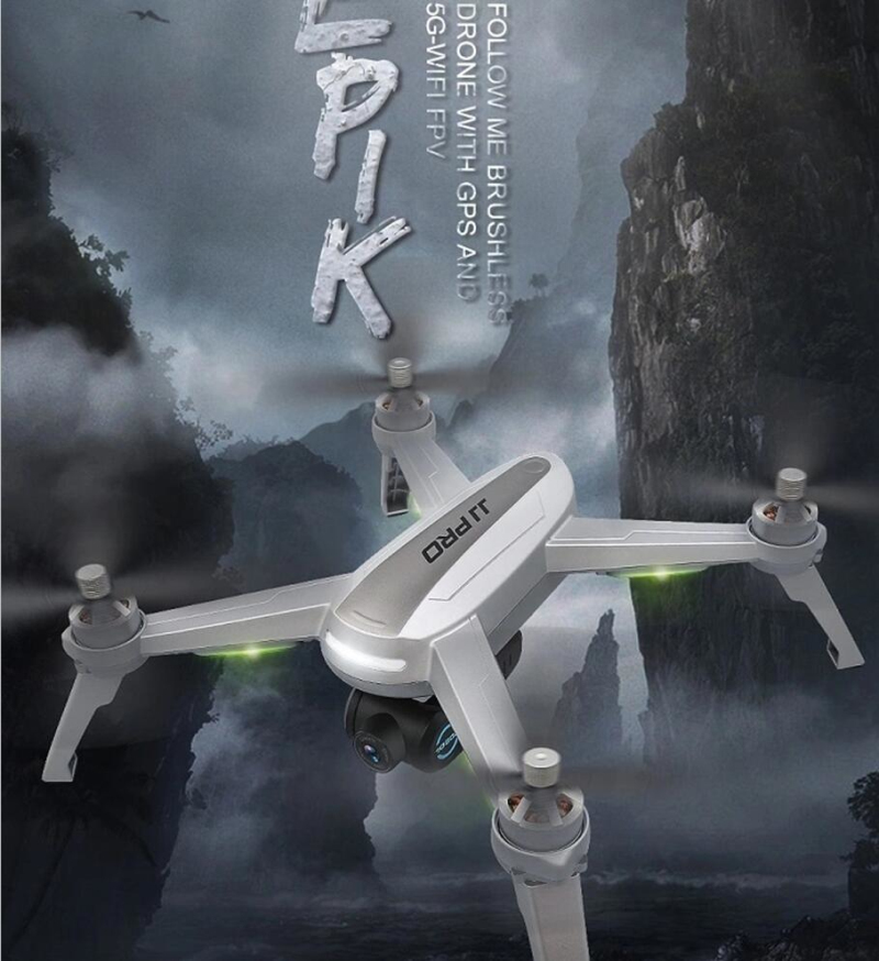 JJPRO X5 Newest GPSWifi follow me drone with 1080P 5G wifi camera orbit function 90 degree servos camera adjust degree VS B5W