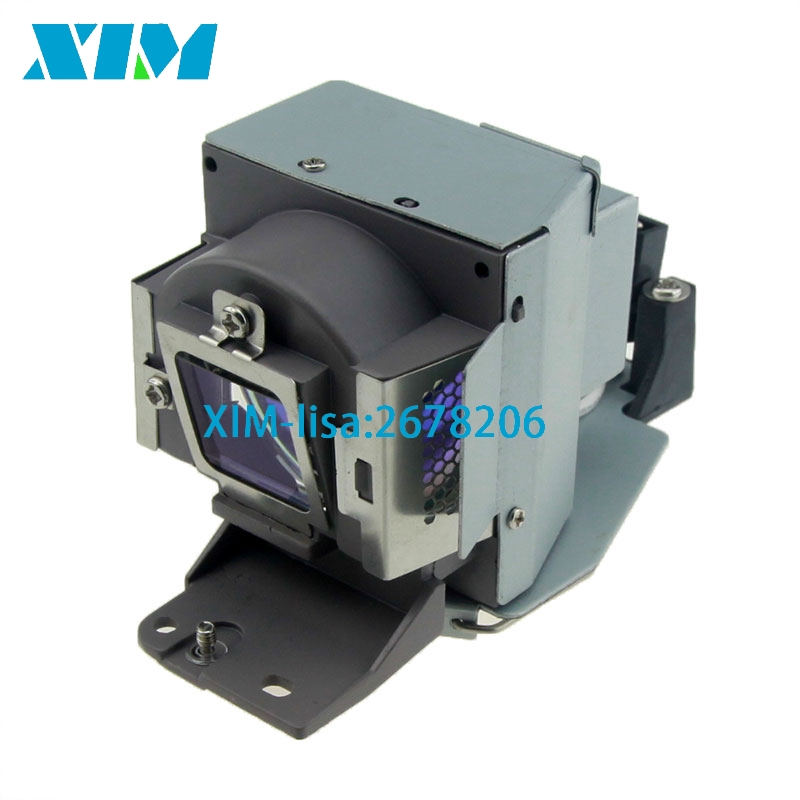 Free Shipping Replacement projector lamp with housing 5J.J8G05.001 For Benq MX618ST with 180days warranty free shipping dt00757 compatible replacement projector lamp uhp projector light with housing for hitachi projetor luz lambasi