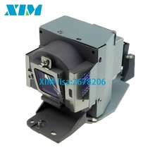 Free Shipping Replacement projector lamp with housing 5J.J8G05.001 For Benq MX618ST with 180days warranty free shipping ux21511 rear replacement projection tv lamp projector light with housing for hitachi tv proyector luz lambasi
