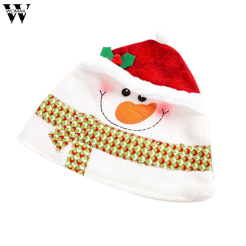 d7ee47a9f2024 Christmas Hat Cartoon santa claus christmas hat Party Santa Claus Hats Xmas  Cap nov1-in Skullies   Beanies from Apparel Accessories on Aliexpress.com  ...