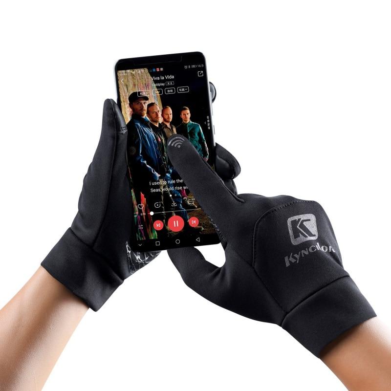 Men Women Ski Gloves Waterproof Fleece Cycling gloves Wind-proof Thermal Touch Screen Outdoor Sport Cycling Snowboard Gloves1