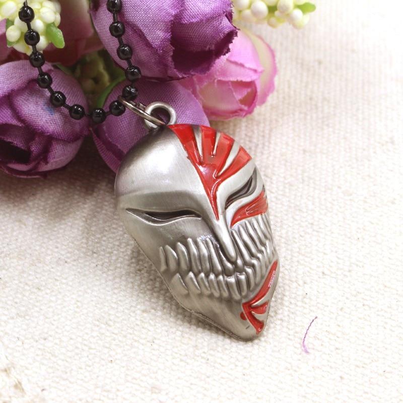 Bleach Kurosaki Mask Pendant Necklace