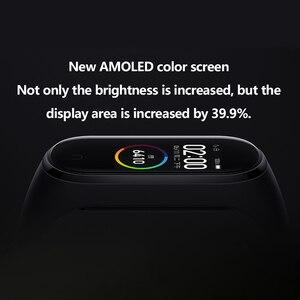 """Image 2 - Xiaomi Mi Band 4 Tay Thông Minh, miband 4 Theo Dõi Nhịp Tim 0.95 """"Màn Hình Màu Chống Nước Thông Minh Ban Nhạc Vòng Tay Thông Minh"""