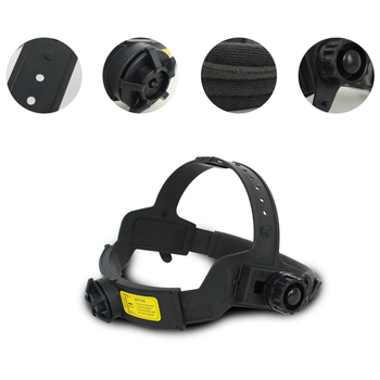 цена на Free Shipping Automatic Dimming Welding Mask Cap Accessories Headband Welding Mask Rachet for All Welder Machine
