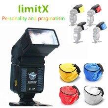 זום פלאש אור & להקפיץ צבע מפזר Softbox כיסוי עבור ניקון DF D5600 D5500 D5300 D5200 D5100 D3500 D3400 D3300 d3200 D3100
