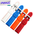 22mm Waterproof Silicone Watch Strap Mens or Womans Ladies Rubber Band