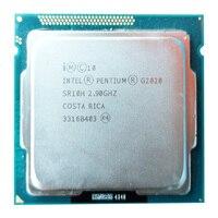 Intel LGA1155 G2020 dual-core CPU/2.9 Ghz compatibilidade H81 B85 B75 motherboard g2020 cpu originais