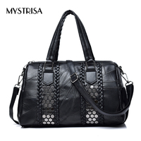 M0219 Luxury Design Fashioh Brand Women Bag Sequined Girls Top Quality Leather Handbags Messenger Bag Tote